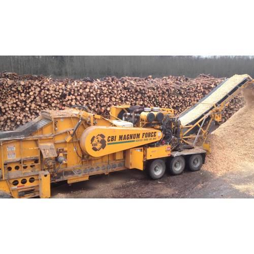 Continental Biomass Industries Magnum Force 8400