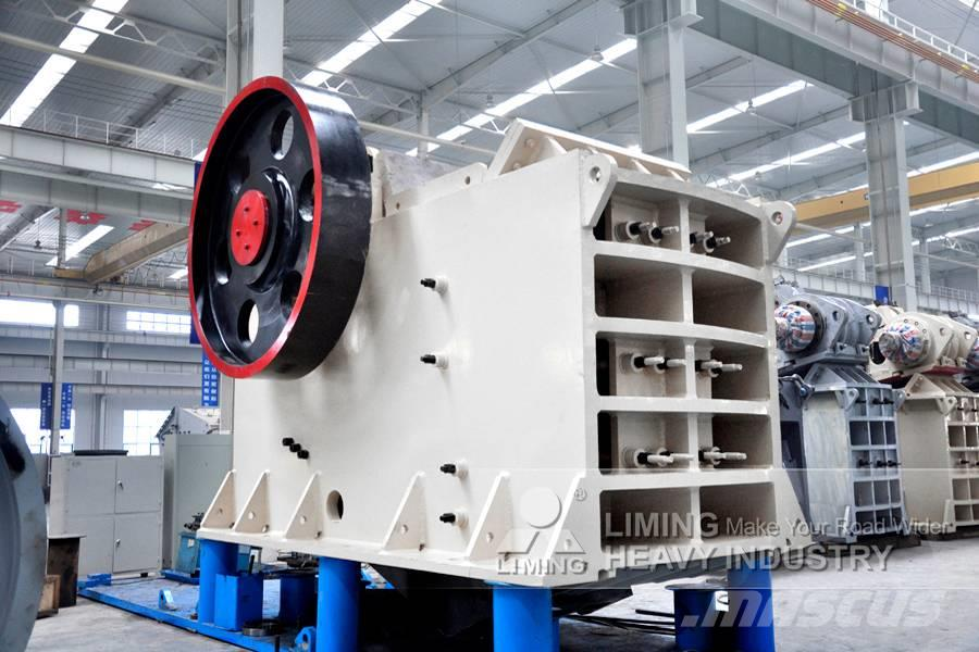 Liming PE600×900 Jaw Crusher