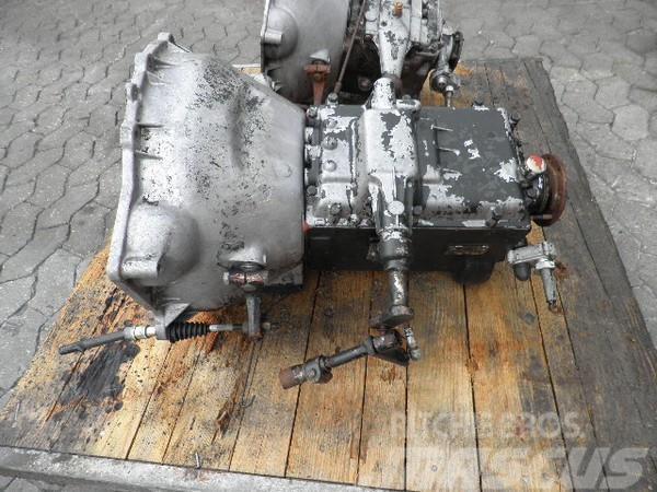 Rheinstahl Hanomag AG Schaltgetriebe G 150 / G150, 1973, Växellådor