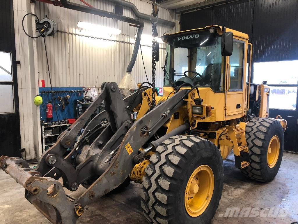 Volvo L70D Dismantled for spare parts