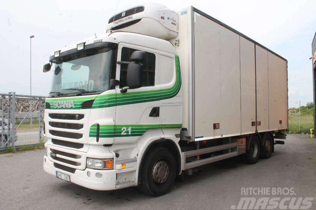 Scania R480 LB 6X2*4 Euro 5