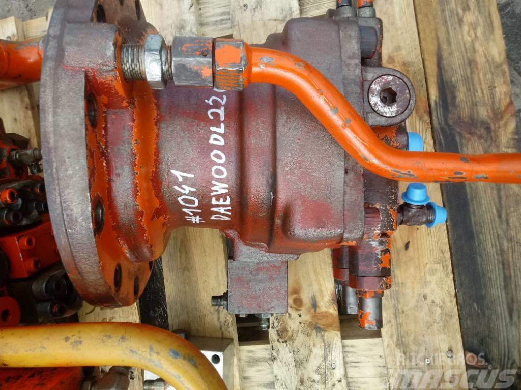 Daewoo DL220 7Y1816 Hydraulic engine Silnik hydrauliczny