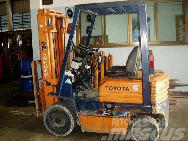 Toyota 5FG10