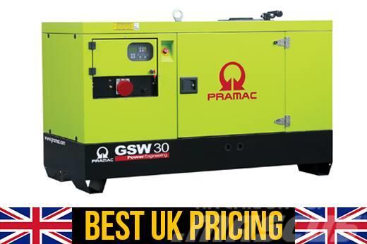 Pramac GSW 30kVA Perkins Genset for House (Key Start)