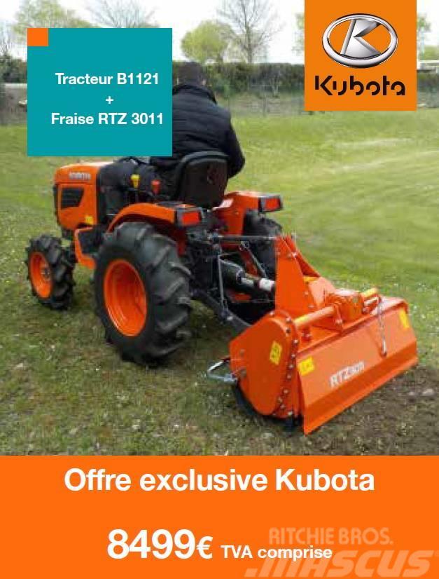 Kubota B1121 + RTZ 3011