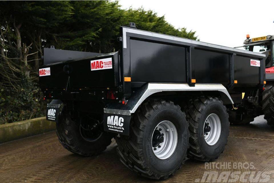 McCauley GP16 Dump Trailer