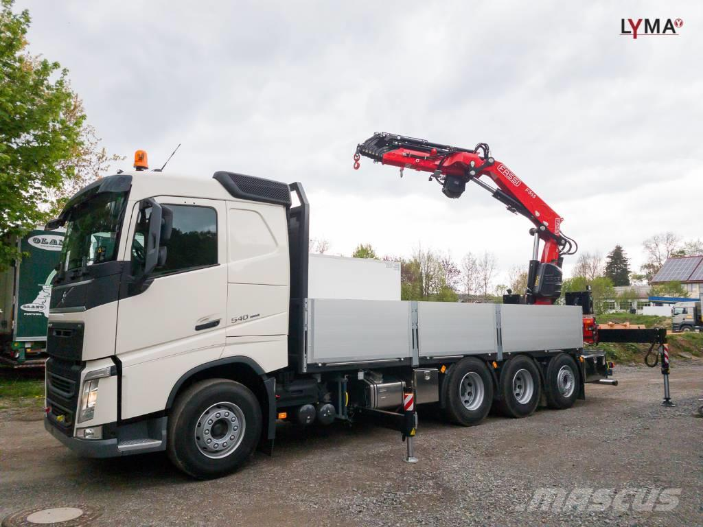 Volvo FH 540 8x4 Tridem Fassi F365A2.28 - NOW AVAILABLE!