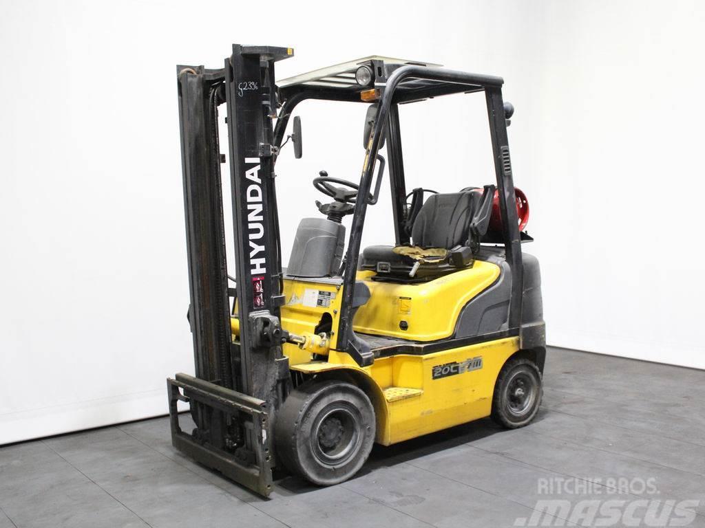 Hyundai 20L 7M