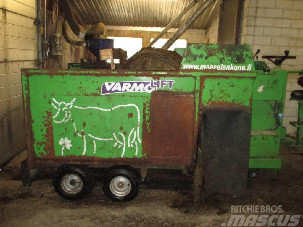 Varmolift Double diesel
