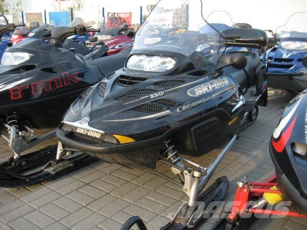Ski-doo Legend Touring 550 F