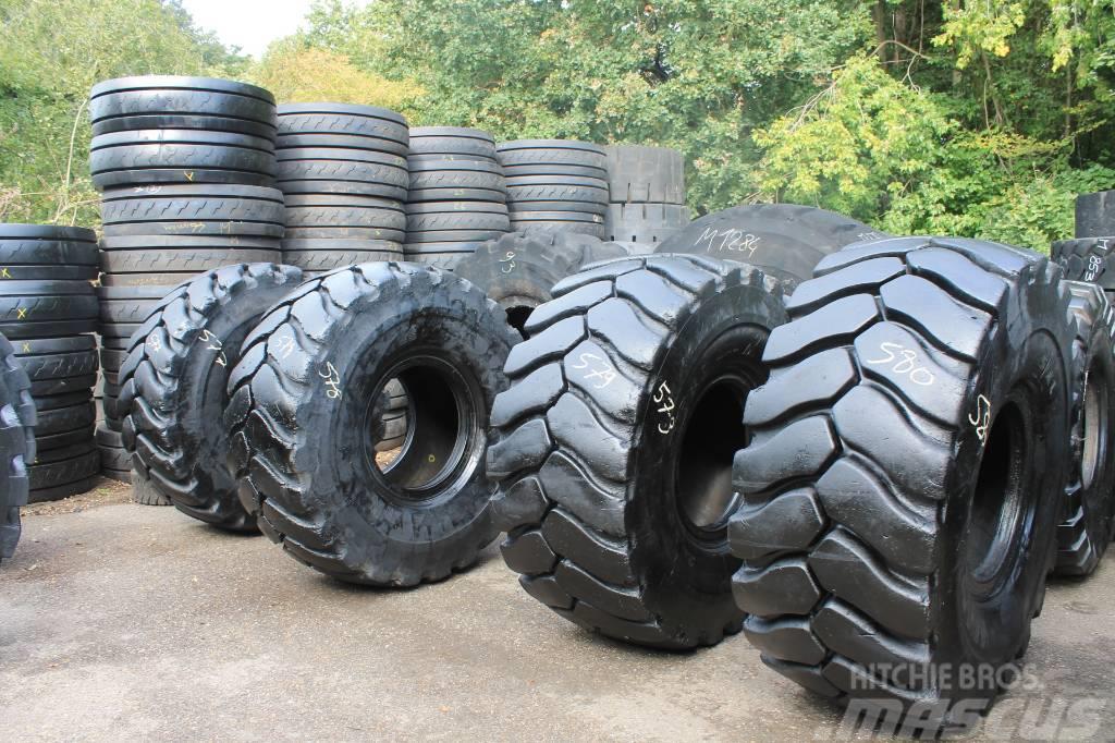 26.5R25 Michelin XLDD2 L5 used