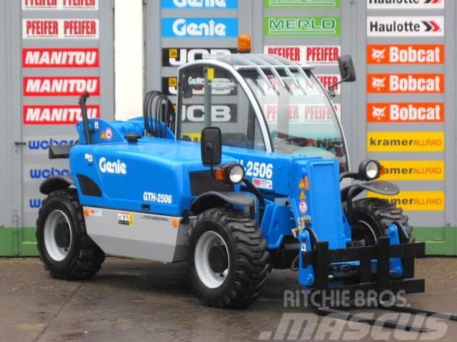 Terex Genie TEREX GENIE GTH 2506 II 4x4x4 6m/2.5t vgl. MT 523