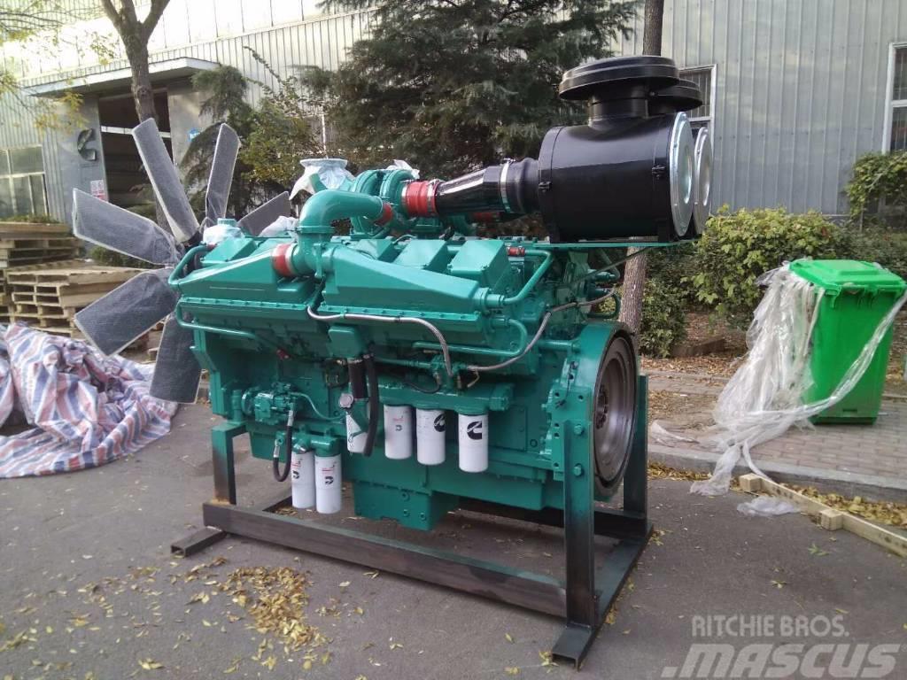 Cummins K38 engine assembly