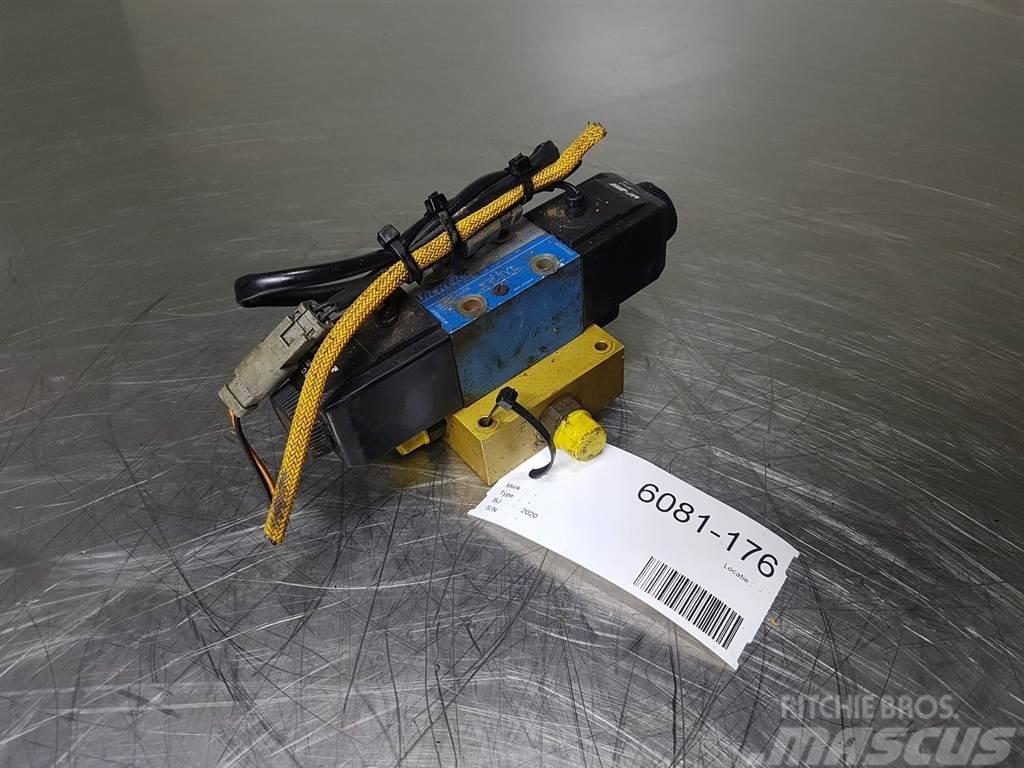 Vickers DG4V-3-8C-VM- Caterpillar TH 62 - Valve