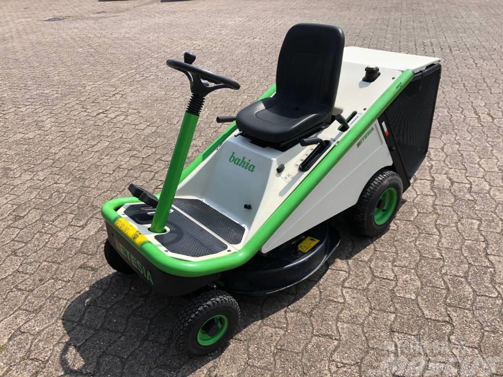 Etesia Bahia MHHE * Motor Honda * Schnitt 80 cm * 240 Ltr