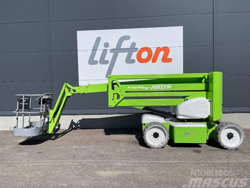 Niftylift HR 17 D E