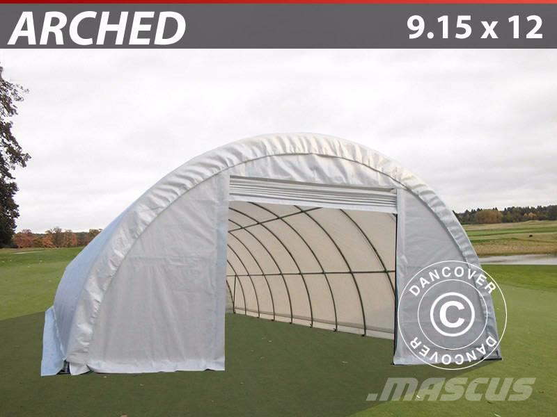 Dancover Storage Shelter 9,15x12x4,50m PVC Telthal