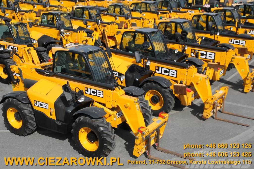 JCB 540-170Hi-Viz - Powershift 4x4x4