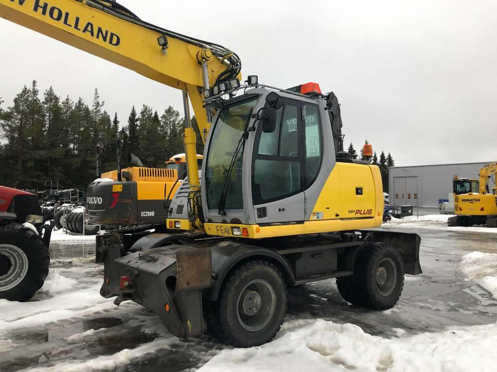 New Holland MH Plus