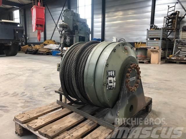 Rotzler Hydraulic winch