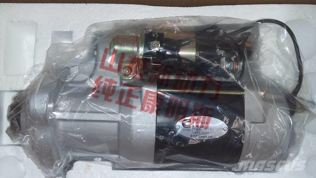 Cummins ISF2.8 engine starter 5295576, 2015, Motorer