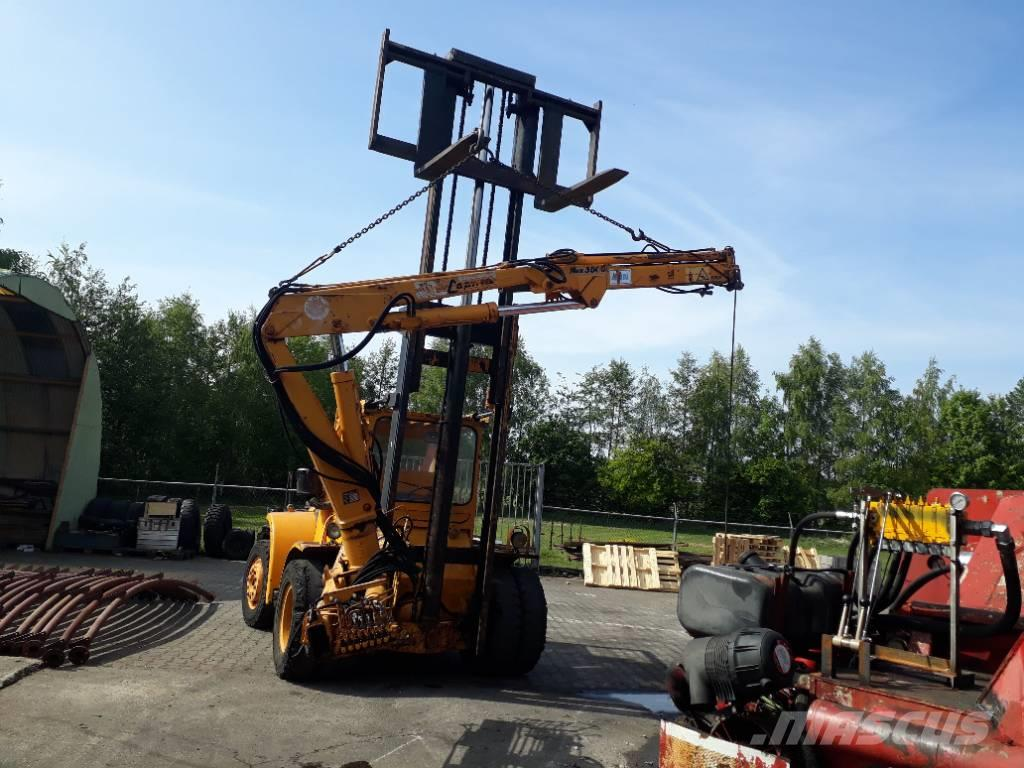 Hyster 10 m