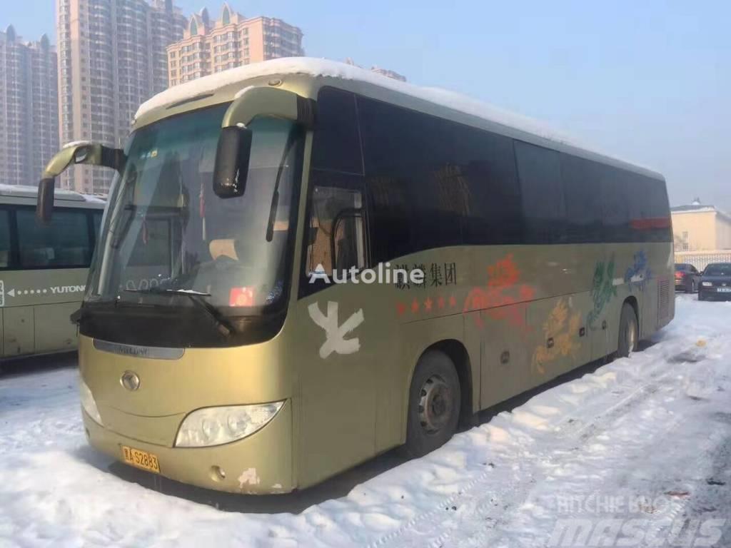 Higer 30-55 seats interurban bus 2015