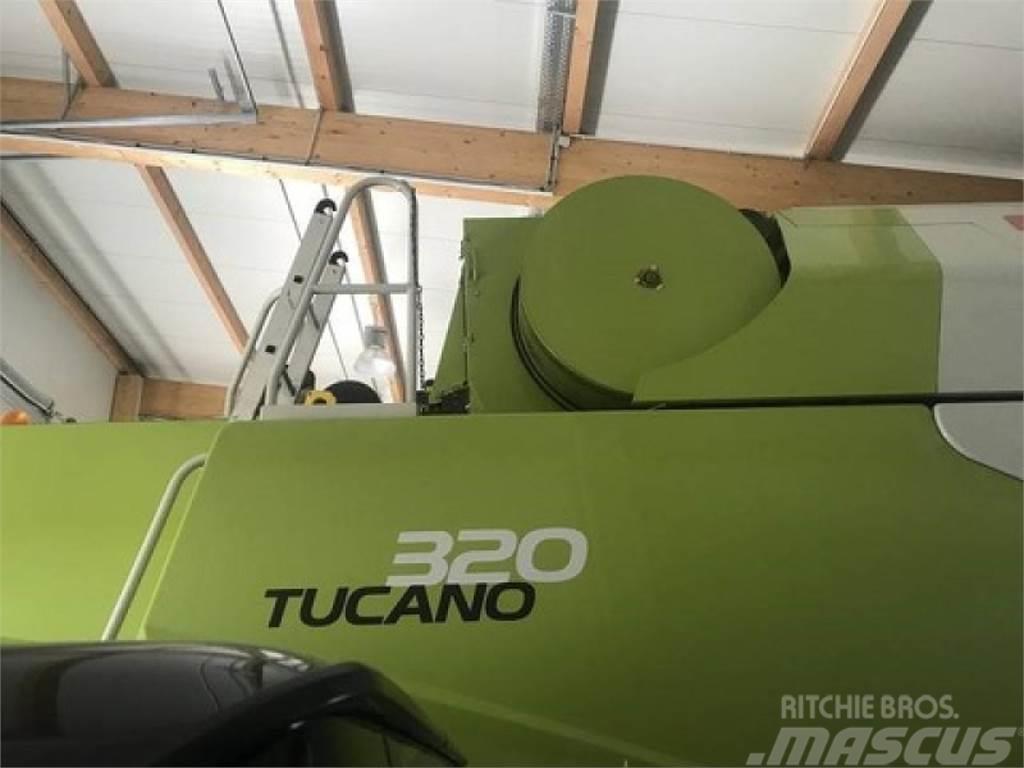 CLAAS tucano 320