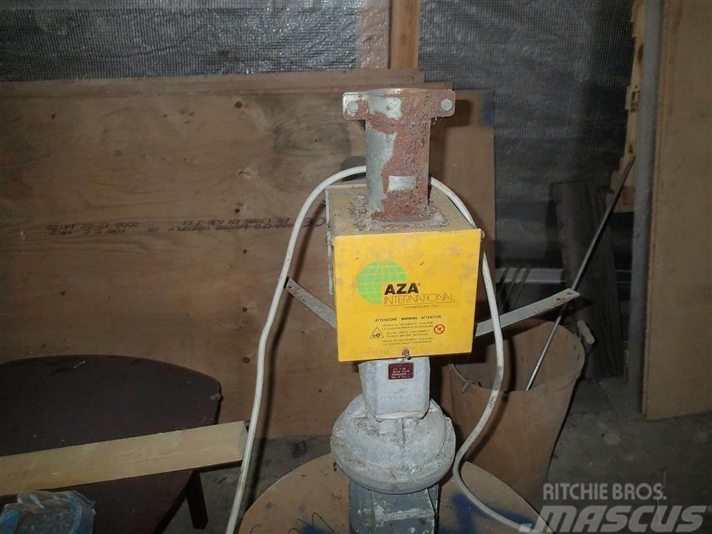 Aza træk/motor til 75 mm flexsnegl