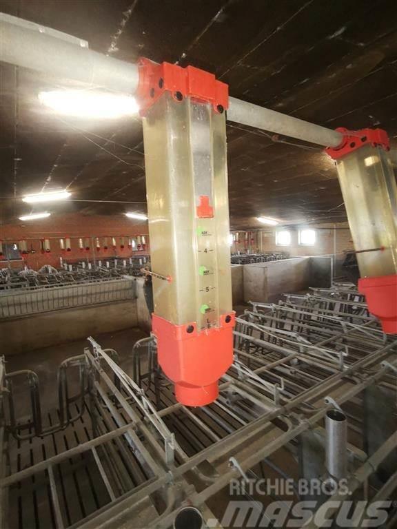 Aza Foderkasser 6 L til 48 mm rør ca. 200 stk