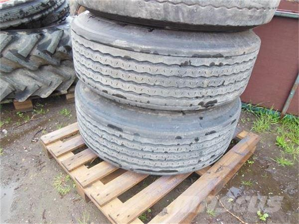 Bridgestone Med 10 huls fælge, 2 stk.