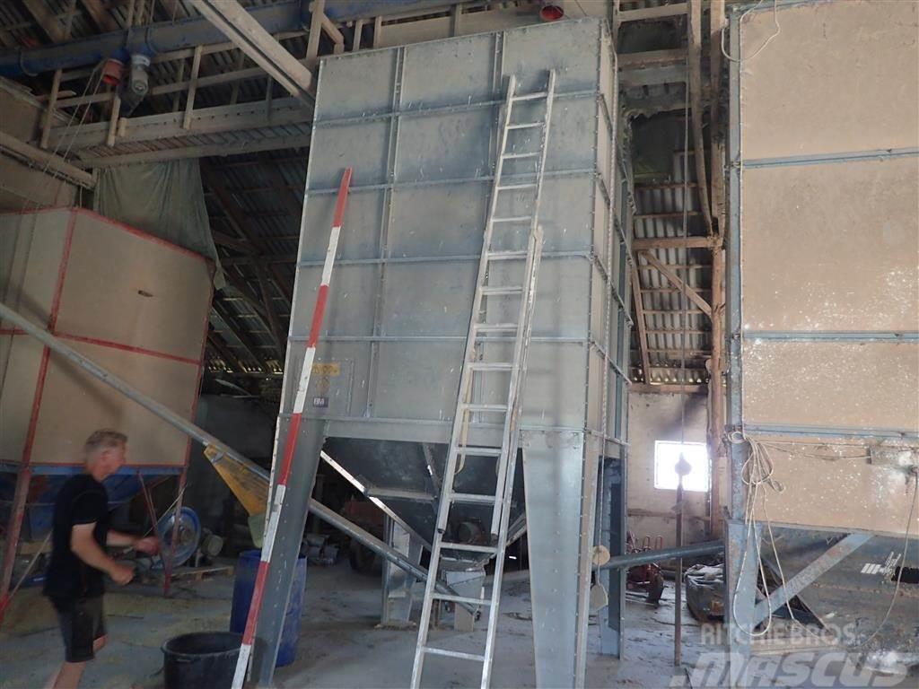 BM 12 ton stålsilo
