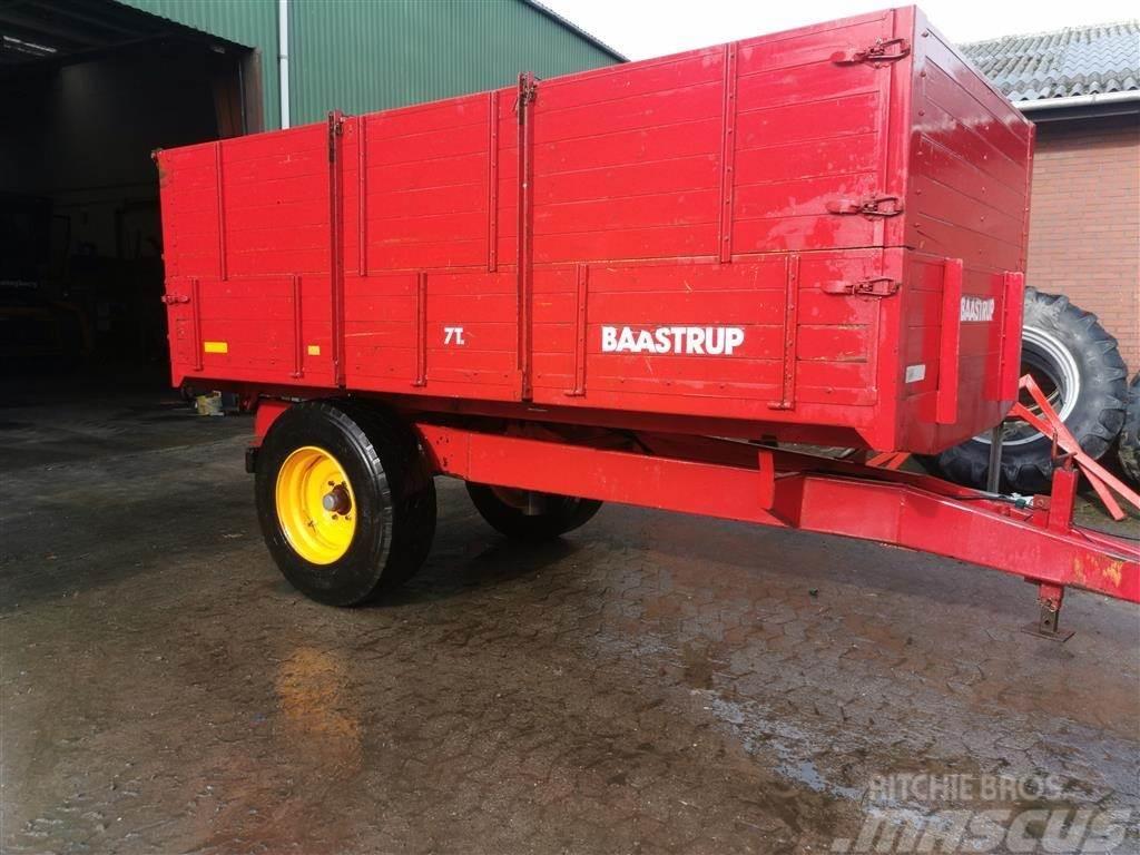 Baastrup 7T m/bremser