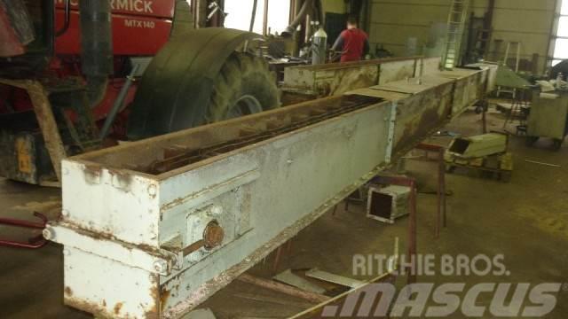 Cimbria 120 ton timen