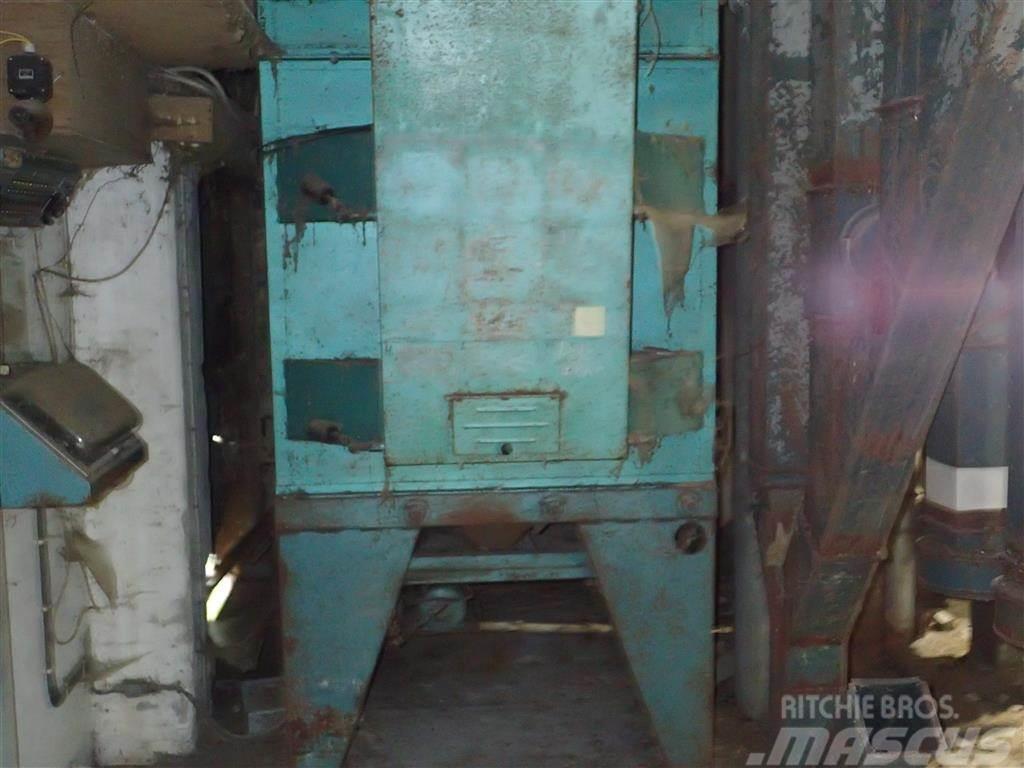 Cimbria 60 ton KL 4
