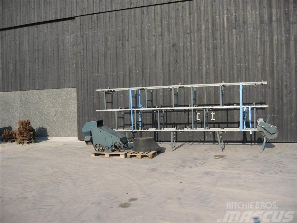 Cimbria 80-100 ton med afkastervogn