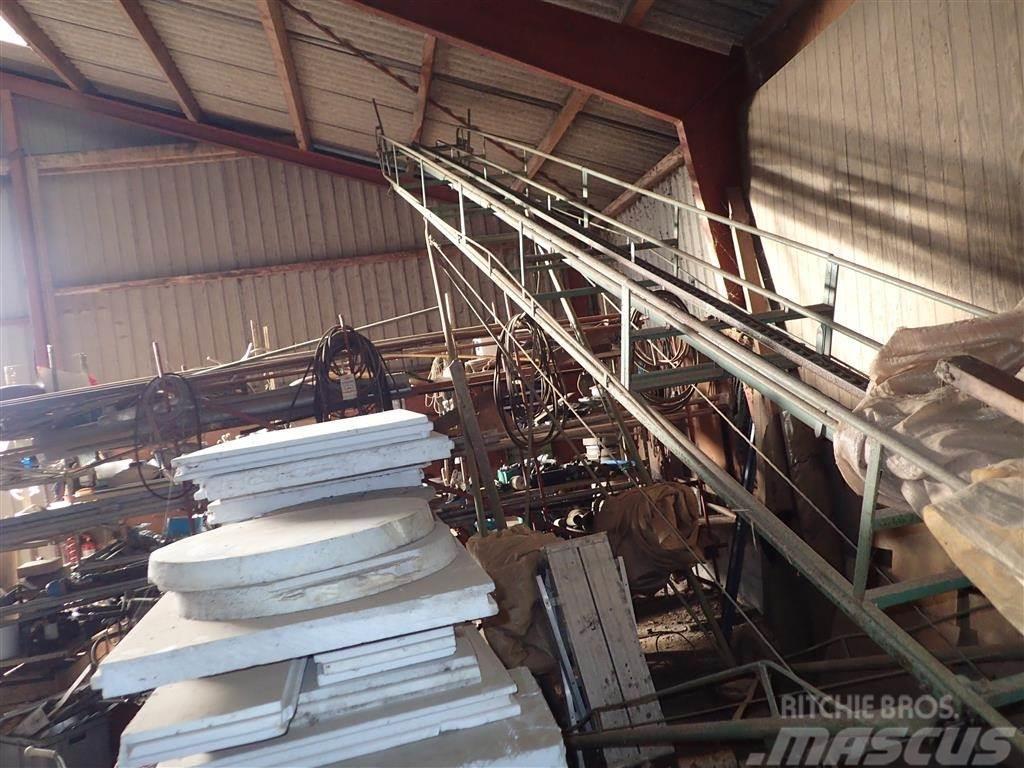 Duks Halmtransportør 8 m
