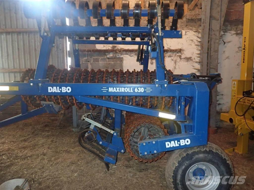 Dal-Bo MAXI ROLL 630 med springbord