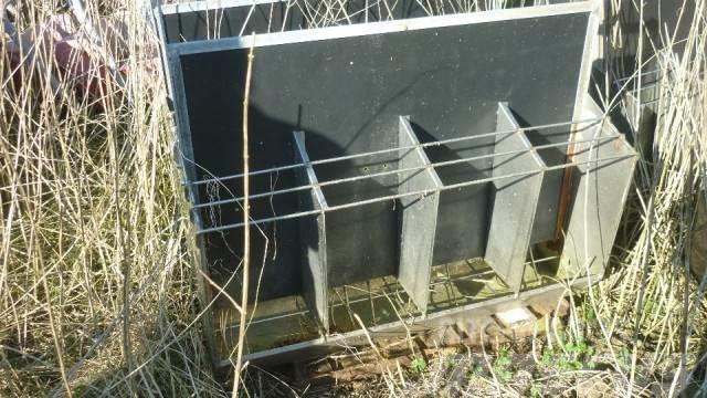 Domino Dobbelt foderautomater