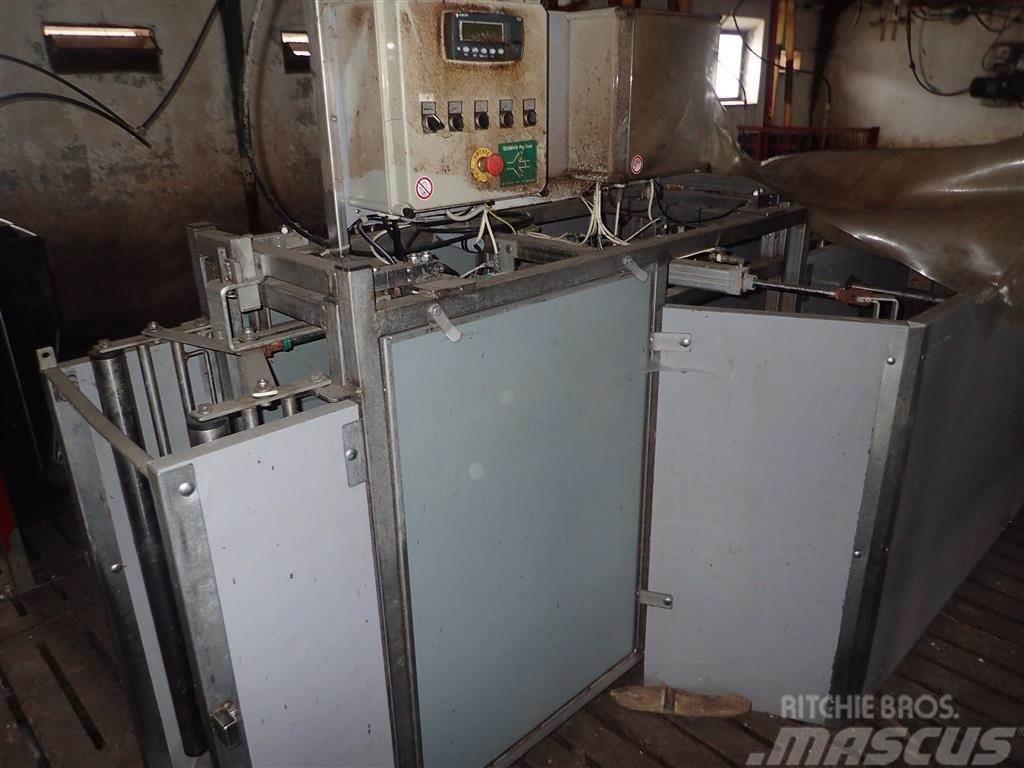 Domino Sorteringsvægte med foderautomater