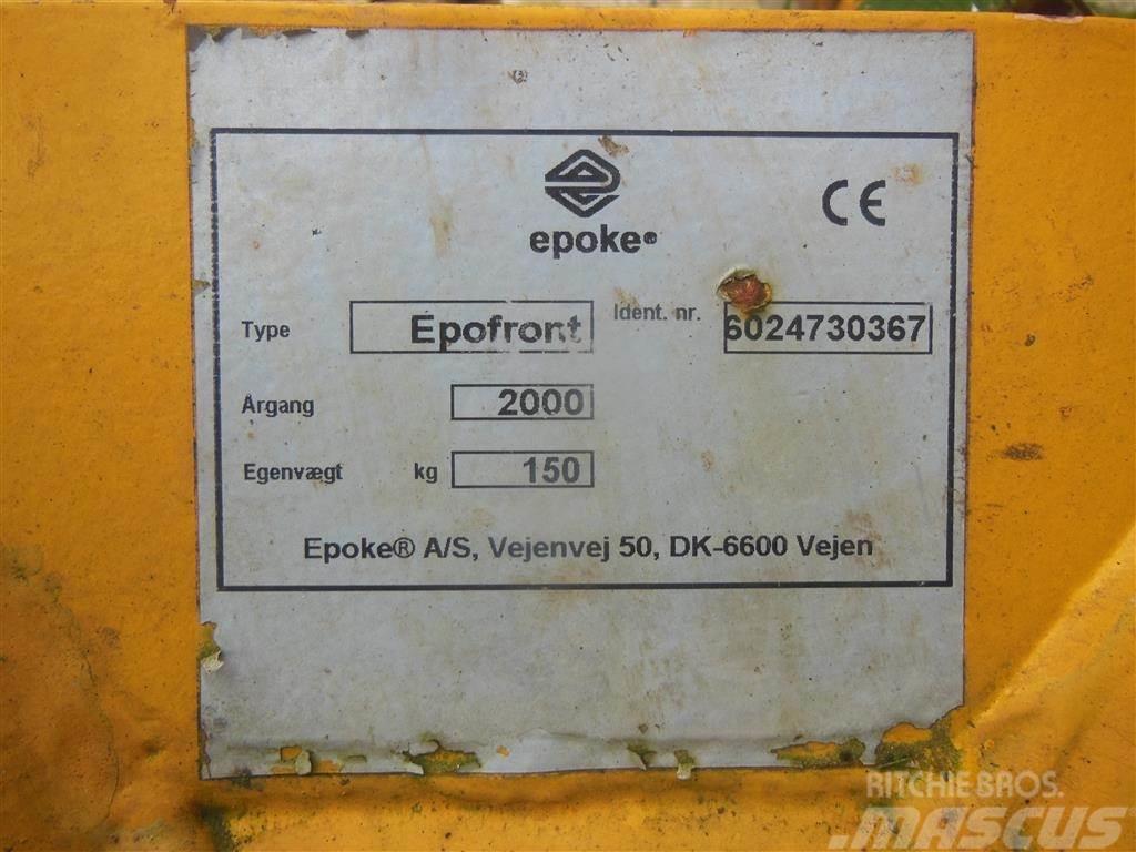 Epoke Epofront, 2000, Lastarredskap