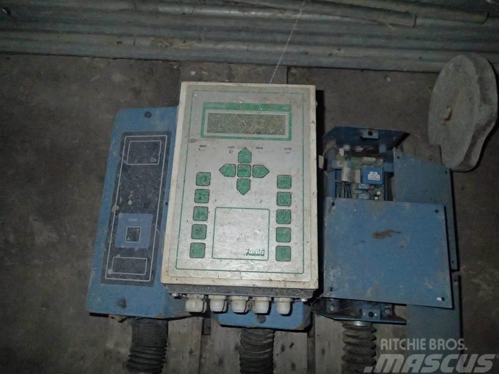 Funki ventilationsstyring