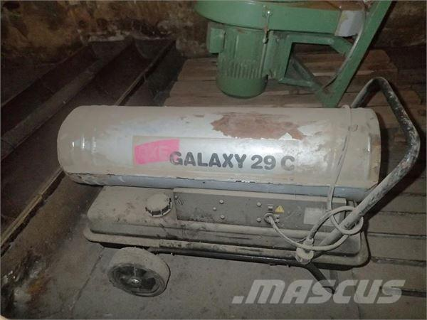 Galaxy 29 c, Other agricultural machines