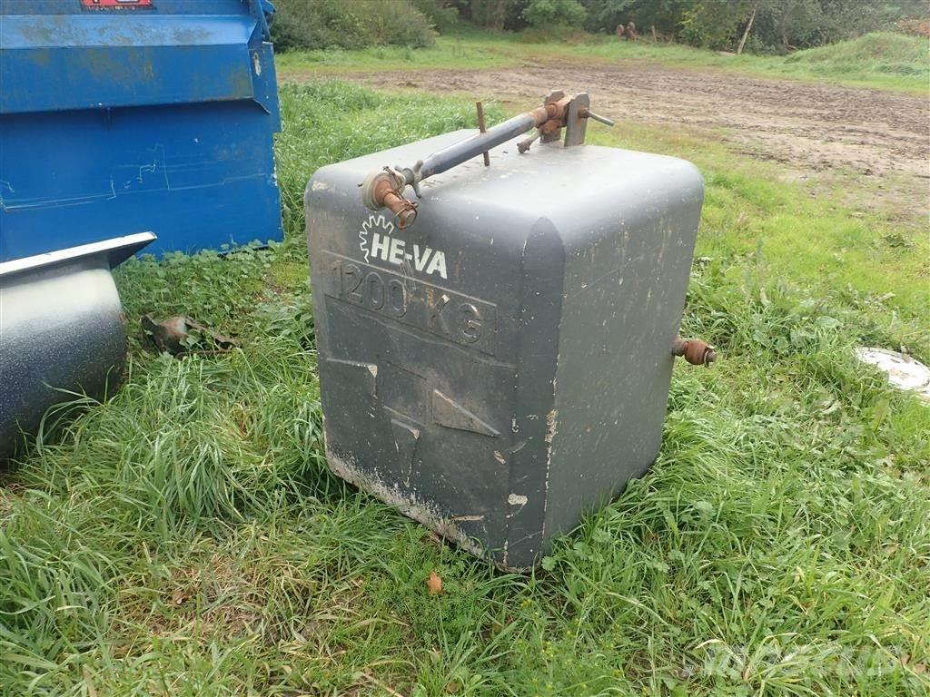 He-Va HEVA FRONTVÆGT 1200 kg