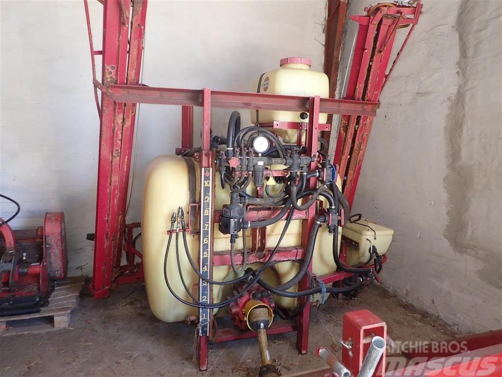 Hardi 1000 liter 12 meter Lovligt udstyr, ej synet