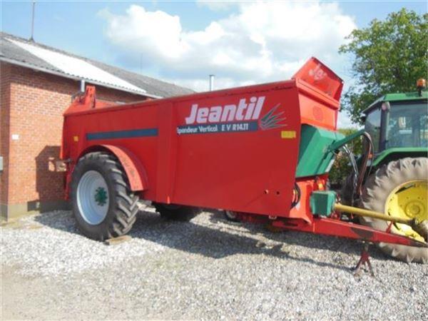 Jeantil EUR 14-11