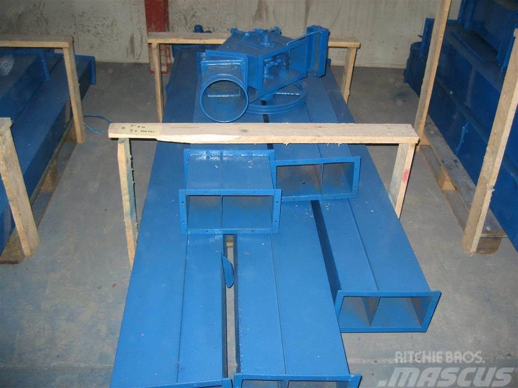 Jema T 20 kædeelevator 9,2 meter