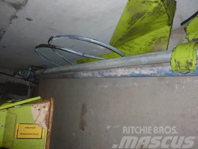 Kongskilde rørsnegl 102 mm. 5 meter