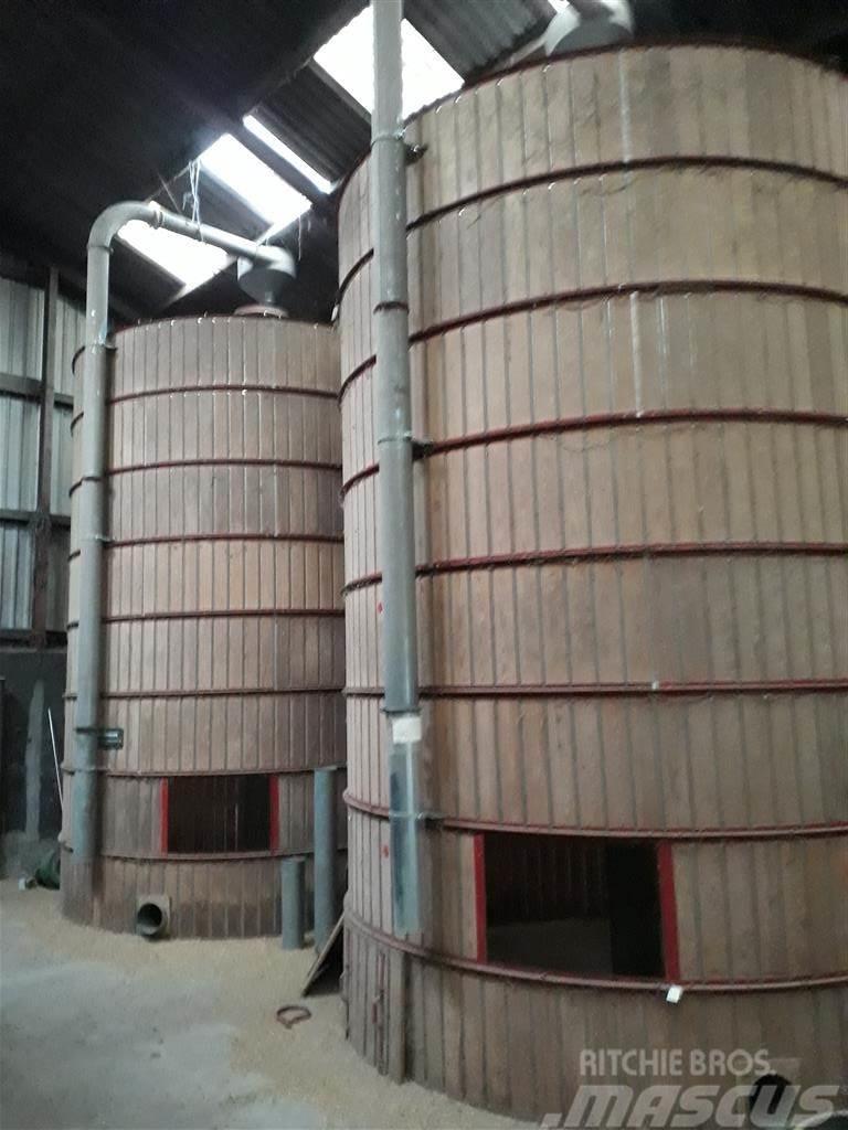 Kongskilde 2 stk., 27 tons, inkl. blæser