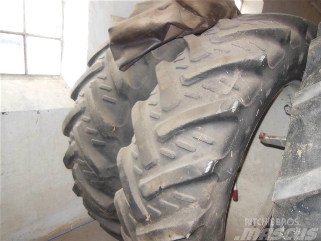 Kleber 16,9R38 5-armet med brede klodser og gode mønstre